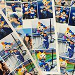 ..今年は、いっぱい横浜DeNaベイスターズの応援に行きました🎉1歳になるちょと前から応援に行っているから、今や完璧なベイスターズファンの娘っち😊思い出がいっぱいあります❤️まだよ…のInstagram画像