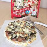 「*冷凍ピザのアレンジ紹介♪(๑ᴖ◡ᴖ๑)♪」の画像(1枚目)