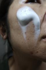 「100パーセント本物の炭酸泡のセラムは刺激的ですわよ。」の画像(7枚目)