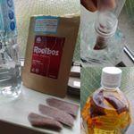 TIGERのプレミアム・ルイボスティー500mlペットボトル用ティーバッグです💕ノンカフェインで、香りも良くて気に入っています🎶水出しできるので簡単です❣️ペットボトルの水に入れておけば、6時間後には…のInstagram画像