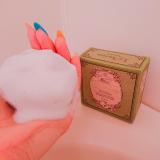 【使用レポ】あんみつ石鹸 フレージュの画像(4枚目)