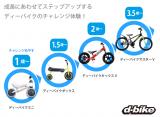 2y10m 三輪車は難しい?ディーバイク ダックスで「こぐ育」始めました!の画像(2枚目)