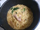 キンレイさんの 『お水がいらない 横浜家系ラーメン』がすご~く便利ですご~く美味しい♪の画像(5枚目)