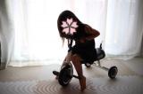 2y10m 三輪車は難しい?ディーバイク ダックスで「こぐ育」始めました!の画像(11枚目)