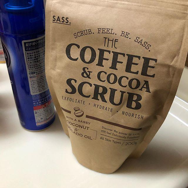 口コミ投稿:アマイ残り香がいい!風呂上がりのトニック毛根に刺さる感!すんばら!コーヒースク…