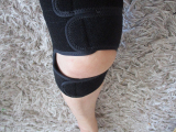AIDER膝蓋骨サポーターの画像(2枚目)