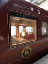 人気観光列車に格安で乗る方法!あこがれの水戸岡デザイン観光列車ろくもんに2000円以内で乗れるの画像(3枚目)