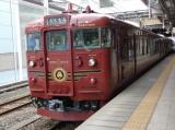 人気観光列車に格安で乗る方法!あこがれの水戸岡デザイン観光列車ろくもんに2000円以内で乗れるの画像(1枚目)