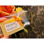 @untiens_azabu10ban 様から無添加手作り洗顔石鹸 Queen of soap ラベンダーハニーをいただきました🐝💕💕個人的に最近石鹸にハマってて、ほんでもって蜂蜜…のInstagram画像