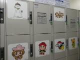 ゆるキャラコインロッカー in 長野駅の画像(4枚目)