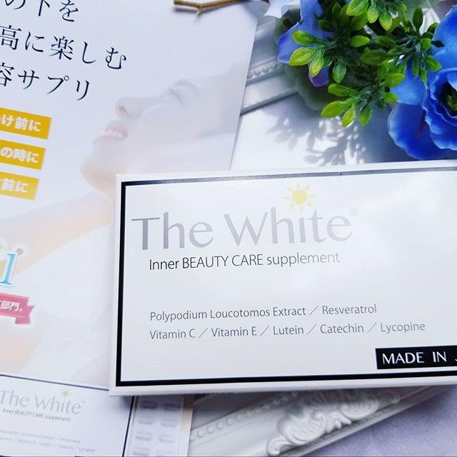 口コミ投稿:..\皮膚科医監修の最新美容サプリメント/.The White ・内容量10粒入り \1,800+tax.…
