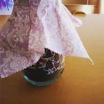 KAWAGUCHI「布でつくる みつろうラップ」(布地みつろうセット )を作りました。https://plaza.rakuten.co.jp/320life/diary/201909100000/…のInstagram画像