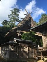 隠岐造り~水若酢神社の画像(2枚目)