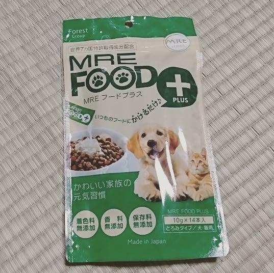 口コミ投稿:MRE FOOD+.--------------------------------------10g30本価格:3880円--…