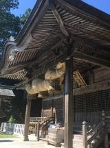 隠岐最古の神社~玉若酢神社の画像(4枚目)
