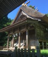 隠岐最古の神社~玉若酢神社の画像(6枚目)