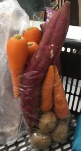野菜詰め放題(^_-)-☆の画像(1枚目)