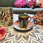 今日のお茶は、#減塩 の#昆布茶 です🐱美味しくてリラックス♬まだまだ暑いので、#熱中症対策 にもおすすめ❣️ 今日はコーヒーカップに入れてホットで飲みましたが冷やしても美味しいし、ソーメ…のInstagram画像