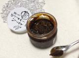 甘い味噌の佃煮ようなご飯のお供 篠さんのぼっけうめーいりこみそ アサムラサキの画像(3枚目)