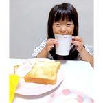 長崎五島で育ったさつまいものポタージュ✨試食させていただきました🎵無農薬・無添加の濃厚なスープで、お子さまにもとっても安心☝️☺️りなさんもゴクゴク飲んでたよ🤭長男も美味しいって😁お気…のInstagram画像