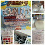 □『KOMBUCHAレモネード風味30包』当選しました😆😆💕✨✨✨✨✨※大人気KOMBUCHAなのですが………なんとレモネード味があるんですね。ステックタイプになっているのでお水5…のInstagram画像