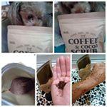 □『SASS.コーヒー&ココア スクラブ』に当選しました☺️❣️✨✨✨✨✨✨ ※皆さんコーヒースクラブってご存知ですか? ※お肌を傷つけないように コーヒーを特別に細かく挽き、角をとり、荒い塩…のInstagram画像