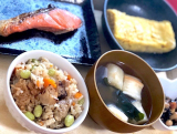 「おつゆで炊き込みご飯を作りました」の画像(3枚目)
