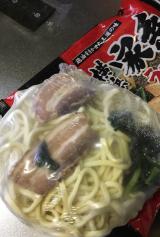 なべやき屋キンレイ お水がいらない、横浜家系ラーメン★の画像(2枚目)