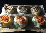 「3連休の総菜パンは玉葱・じゃが芋・キノコにツナと牛蒡、それとじゃが芋に「あらほぐし鮭 明太風味」」の画像(8枚目)