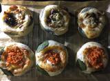 「3連休の総菜パンは玉葱・じゃが芋・キノコにツナと牛蒡、それとじゃが芋に「あらほぐし鮭 明太風味」」の画像(5枚目)