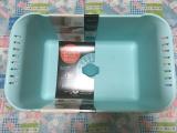 ★お皿洗いが楽になる洗い桶★ウォッシュタブの画像(1枚目)