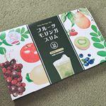授乳中の、私の栄養サポートしてくれるのがこちら(^^)#フルーツモリンガスリムりんご味みたいな感じで、全然不味くないむしろ美味しいしスッキリしててハマります(^^)海外のセレブも愛用す…のInstagram画像