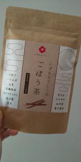 ごぼう茶の画像(1枚目)