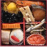 ..株式会社かば田食品様【お試しおせち】..目で見て美味しい。食べて美味しい。そんなおせちです☆..鳴門いもきんとん黒大豆(国産)いかめんたい海…のInstagram画像