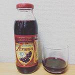 サビないカラダへ💃安心・安全の有機JAS認証 #有機アロニア100%果汁日本ではあまり聞きなれないこの果実、実はブルーベリーと比べると5倍の#ポリフェノール3倍の#アントシアニン …のInstagram画像