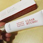 👁.CLEAR RYUSHU(クリアリューシュ).目元にできる白いポツポツに効果あるクリーム💓あれなんでできるんやろなぁ…🤔今のところまだ取れてないけど根気強く塗る✌🏽…のInstagram画像