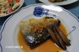 「こぶだし甘露で鯖の味噌煮」の画像(1枚目)