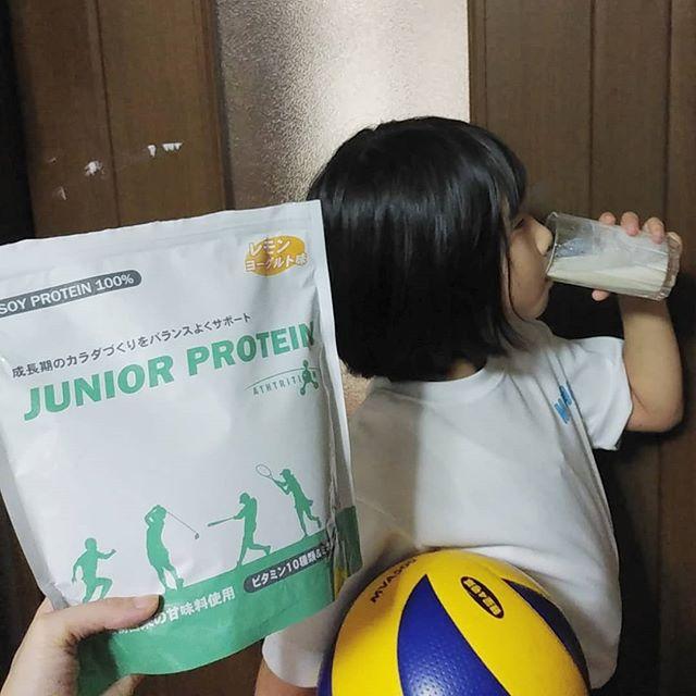 口コミ投稿:⌒⌒⌒⌒⌒☆アストリション ジュニアプロテイン☆適量のタンパク質やカルシウムが補える植…