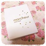 ଘ♡ଓ*:゚+。.໒꒱°*。⋈。♡:* :゚+。ଘ☆:゚+。⋈。素肌畑(@marcheur_official)マルシュール  シャインアイズ マルシュール から5色あるう…のInstagram画像