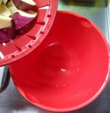 レンチンできるボール&コランダーセットが便利すぎる。& レンチン秋のレシピの画像(6枚目)