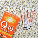 #中垣技術士事務所 さまからご縁を頂き、とっても気になる商品、Q10パウダーをお試しさせて頂きました。#美容 や #健康 に効果的なコエンザイムQ10は、吸収率が低く、油にしか溶け…のInstagram画像