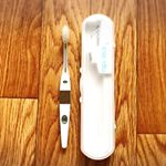 #愛用 している歯ブラシ #KISSYOU 歯磨き後、ケースに入れるだけで99%除菌してくれる!(UV紫外線ランプで歯ブラシを強力除菌)#UV #除菌ケース#イオン歯ブラシ#モニプ…のInstagram画像