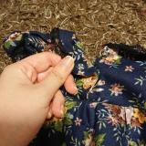 シェリーメイのクラシカルな花柄ワンピースの画像(3枚目)
