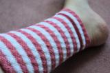 「足首ポカポカで幸せ気分  健康足首ウォーマー」の画像(3枚目)