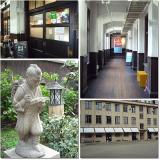 元小学校を改装した喫茶店 @京都 前田珈琲 明倫店の画像(6枚目)