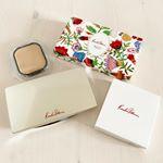 ...【ケサランパサラン ブライトヴェール】..まず可愛い箱にキュンキュン♡テンション上がりました♡コンパクトケースもこの箱と同じ花柄だったら何倍も女子力あがるのになー…のInstagram画像