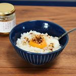 これ美味しすぎてやばい😍⠀卵かけご飯に⠀サクサクしょうゆアーモンド♡ ⠀⠀食感とアーモンドの風味で卵かけご飯がご馳走に✨⠀⠀これハマりそう〜( *´艸`)⠀⠀#朝ごはん…のInstagram画像