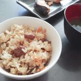 贅沢なタコ飯♪の画像(4枚目)
