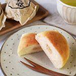 八天堂(@hattendo_official )さんのプレミアムフローズンくりーむパン(檸檬パン)をいただきました。..冷凍で届き、冷蔵庫で24時間解凍してから食べるクリームパンです。…のInstagram画像