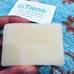 #untiens_azabu10ban #monipla #untiens_fanアンティアン クィーン オブ ソープ 洗顔石鹸使ってます。敏感肌用 無添加手作り石鹸 ネットで泡だ…のInstagram画像